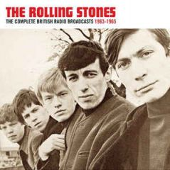 The Complete British Radio Broadcasts 1963-65 - 2CD / The Rolling Stones / 2017