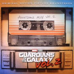 Guardians Of The Galaxy: Awesome Mix Vol. 2 - LP / Various Artists | Soundtrack / 2017