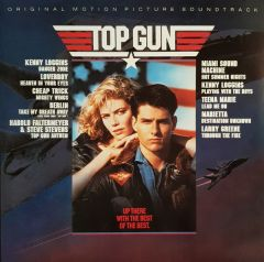 Top Gun - LP / Various Artists | Soundtrack / 1986 / 2016