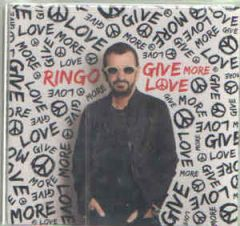 Give More Love - CD / Ringo Starr / 2017