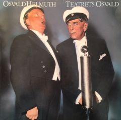 Teatrets Osvald - LP / Osvald Helmuth  / 1988