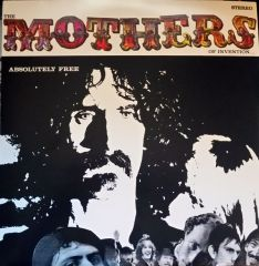 Absolutely Free - 2LP / The Mothers Of Invention (Frank Zappa) / 2017