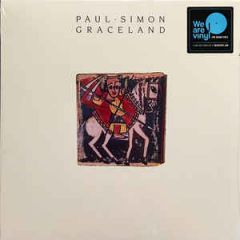 Graceland - LP / Paul Simon / 1986 / 2017
