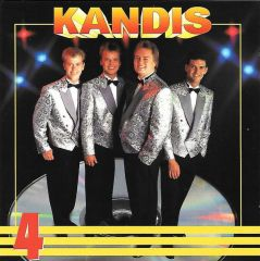 Kandis 4 - CD / Kandis / 1993