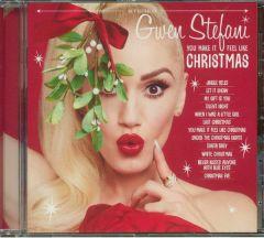You Make It Feel Like Christmas - CD / Gwen Stefani / 2017