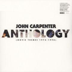 Anthology (Movie Themes 1974-1998) - LP / John Carpenter / 2017