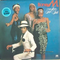 Love For Sale - LP / Boney M / 1977