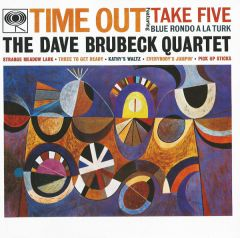 Time Out - CD / Dave Brubeck / 1959 / 1997