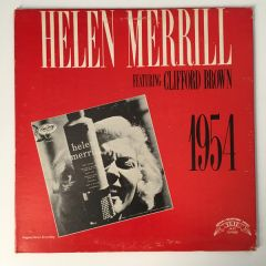 Helen Merrill - LP / Helen Merrill, Clifford Brown