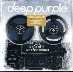 The Infinite Live Recordings Vol. 1 - 3LP / Deep Purple / 2017