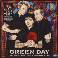 Greatest Hits: God's Favorite Band - 2LP / Green Day / 2017