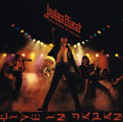 Unleashed In The East - LP / Judas Priest / 1979 / 2017