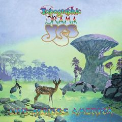 Topographic Drama - Live Accross America - 2CD / Yes / 2017