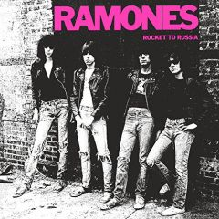 Rocket To Russia (40th Anniversery) - 2CD+LP / Ramones / 2017