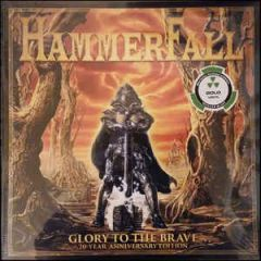 Glory To The Brave - 2LP / Hammerfall / 1997/2017