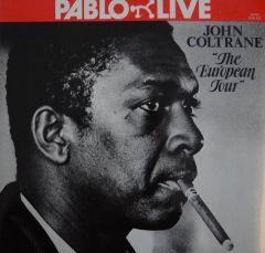 The European Tour - LP / John Coltrane / 1980