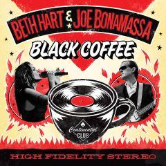 Black Coffee - 2LP / Beth Hart & Joe Bonamassa / 2018