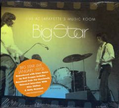 Live At Lafayette's Music Room - CD / Big Star / 2018