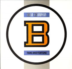Fame and fortune - LP / Bad Company / 1986