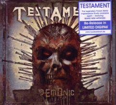Demonic - CD / TESTAMENT / 1997/2018