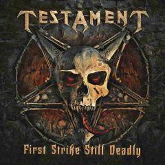 First Strike Still Deadly - CD / Testament / 2001/2018