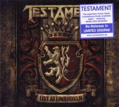 Live @ Eindhoven - LP / Testament / 1987/2018