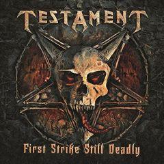 """First Strike Still Deadly - LP+7"""" Vinyl / Testament / 2001 / 2018"""