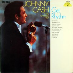 Get Rhythm - LP / Johnny Cash & The Tennessee Two / 1969