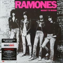 Rocket To Russia - LP (2017 Vinyl Remaster) / Ramones / 1977 / 2018