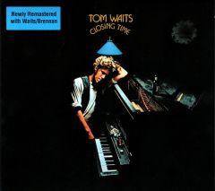 Closing Time - CD / Tom Waits / 1973 / 2018