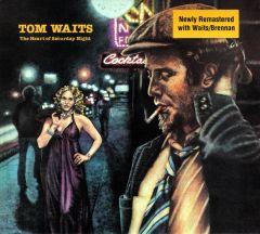 The Heart Of Saturday Night - CD / Tom Waits / 1974 / 2018