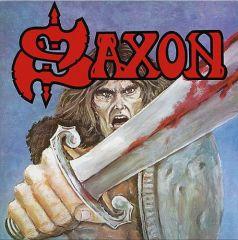 Saxon - LP (Farvet Vinyl) / Saxon / 2018