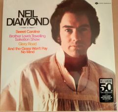 Brother Love's Travelling Salvation Show / Sweet Caroline - LP / Neil Diamond / 1969 / 2017