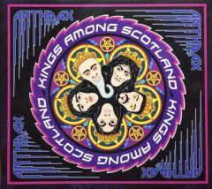 Kings Among Scotland - 2CD / Anthrax  / 2018