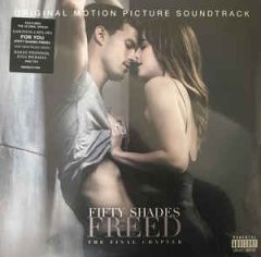 Fifty Shades Freed (Original Motion Picture Soundtrack) - 2LP / Various Artist | Soundtrack / 2018