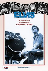 The Complete '50s Movie Masters & Session Recordings - 5CD / Elvis Presley / 2018