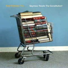 Seymour Reads the Constitution - 2LP / Brad Mehldau Trio / 2018