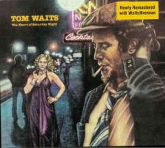 The Heart Of Saturday Night - LP / Tom Waits / 1974 / 2018