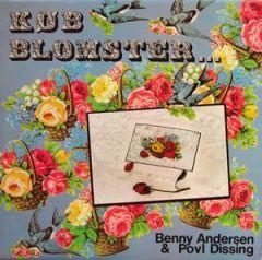 Køb blomster - LP / Povl Dissing & Benny Andersen / 1977