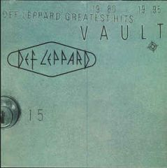 Vault Greatest Hits : 1980 - 1995 - 2LP / Def Leppard / 1995 / 2018