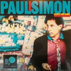 Hearts And Bones - LP / Paul Simon / 1983 / 2018