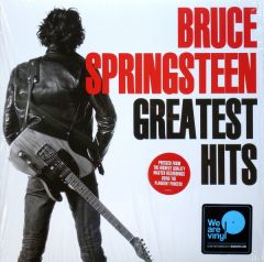 Greatest Hits - 2LP  / Bruce Springsteen / 1995 / 2018
