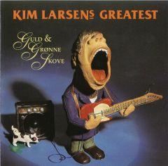 Guld & Grønne Skove - 2LP (Sort vinyl) / Kim Larsen / 1995 / 2017
