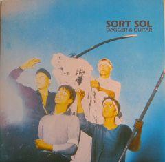 Dagger & Guitar - LP / Sort Sol / 1983/1990