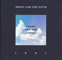 Thank You For Today - CD / Death Cab For Cutie / 2018