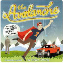The Avalanche - 2LP (Farvet vinyl) / Sufjan Stevens / 2006 / 2018