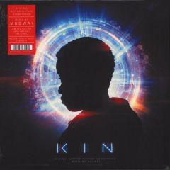 Kin OST - LP (Rød vinyl) / Mogwai / 2018