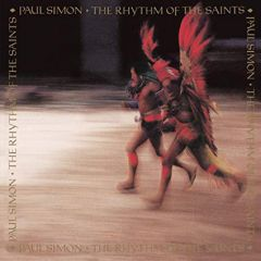The Rhythm Of The Saints - LP / Paul Simon / 1990 / 2018