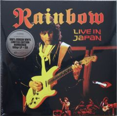 Live In Japan - 3LP+2CD / Rainbow / 2018