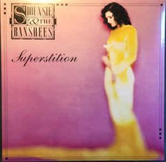 Superstition - 2LP / Siouxsie & The Banshees / 1991 / 2018